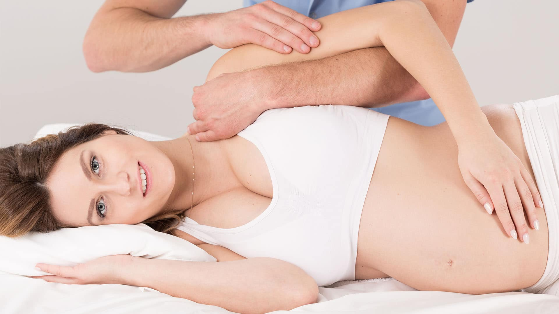 When can you get a Prenatal massage?